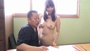 Knocked up Asian Yoko Ito fucked5901
