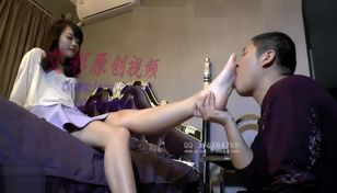 Asian sole fetish