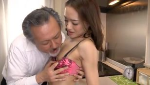 Chinese Parent has fuck-fest with doll