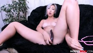 Jummy Chinese Inexperienced Busts On..